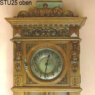 Antiquitäten, Antike Möbel, Essgruppen, Standuhren, Stubenschränke ...